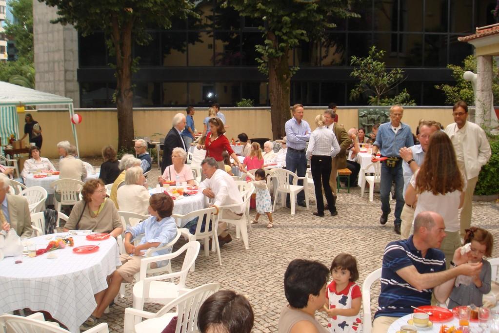 Sommerfest im Hof
