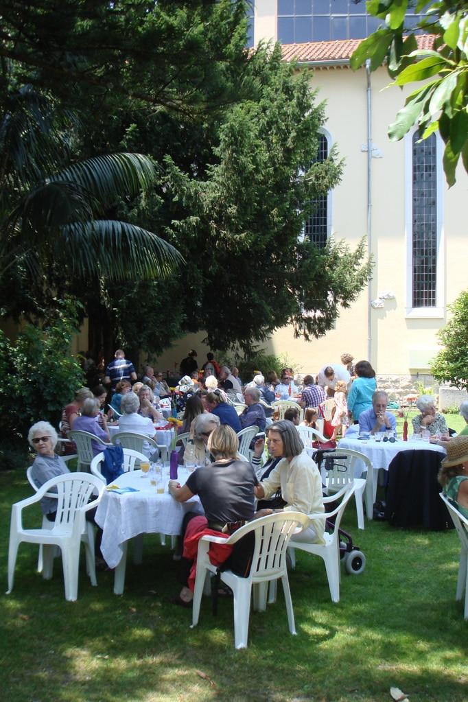 Fest im Gemeindegarten