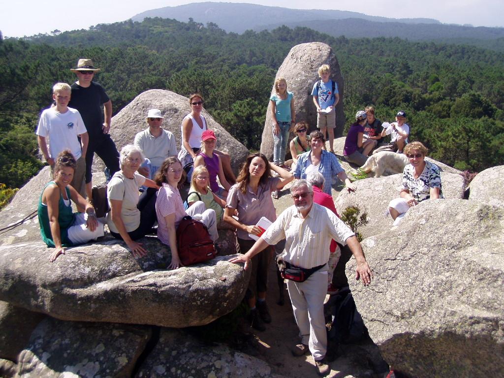 Gemeindewanderung in der Serra de Sintra