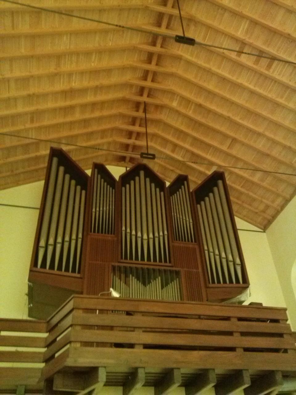 Das neue Dach unserer Kirche ...