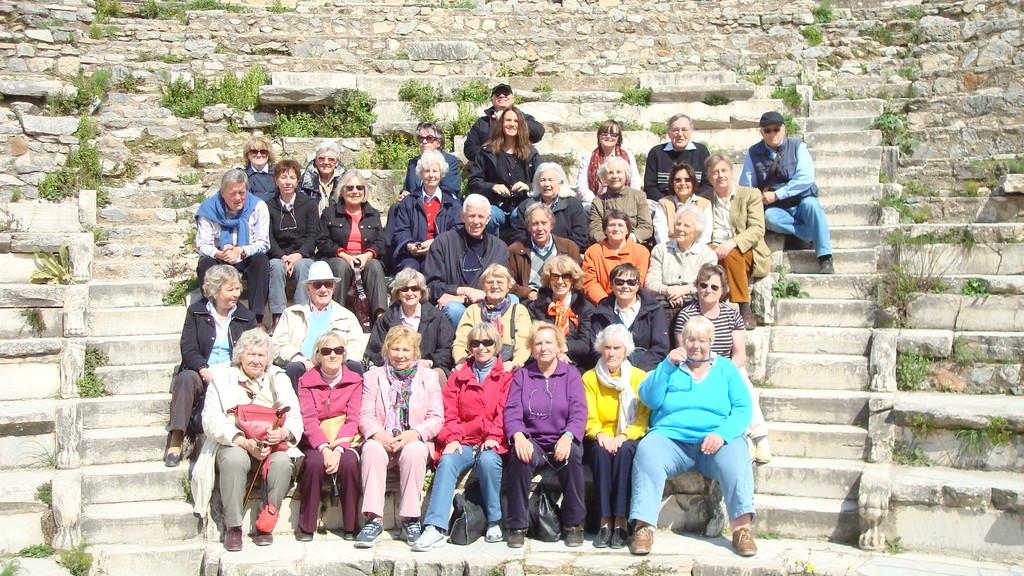 Gemeindereise in die Türkei