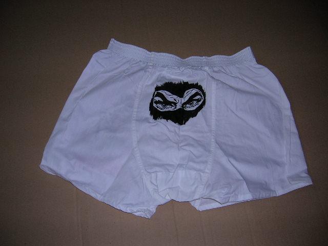 Retro boxer Diabolik
