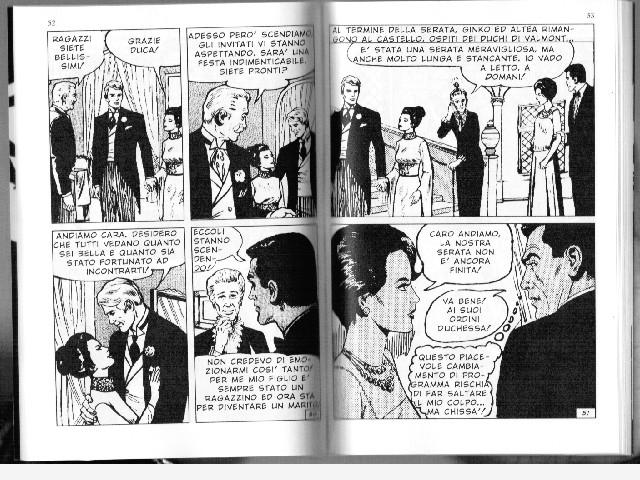 le pagine 52 e 53 nella versione rifatta