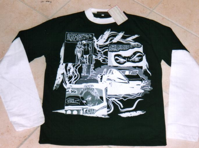 T-shirt Diabolika