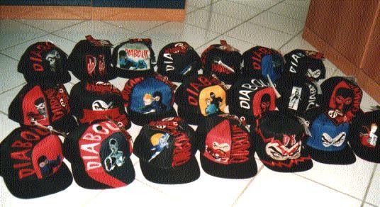 Collezione cappellini