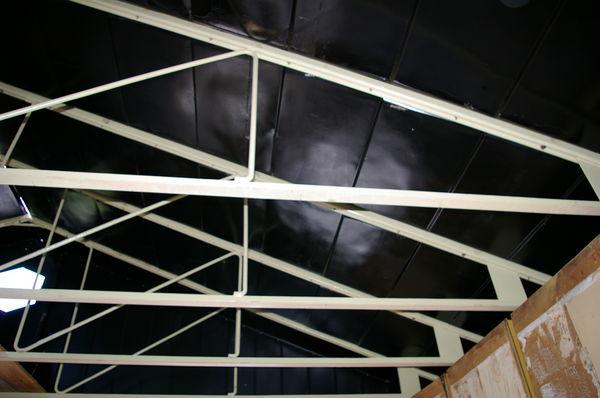 Wiederaufbau im Fränkischen Freilandmuseum Bad Windsheim 2007