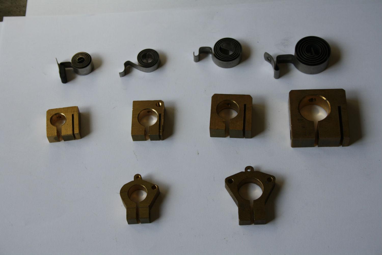Accessori e ricambi per portaspazzole