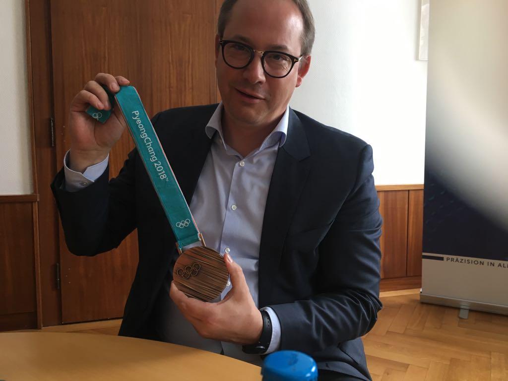 "PSFU-Chef stolz auf ""unseren Toni"""