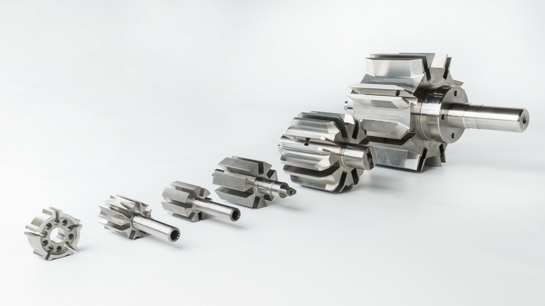Schlitze / Nuten Schleifen