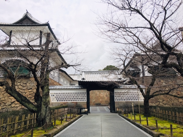 金沢城_石川門