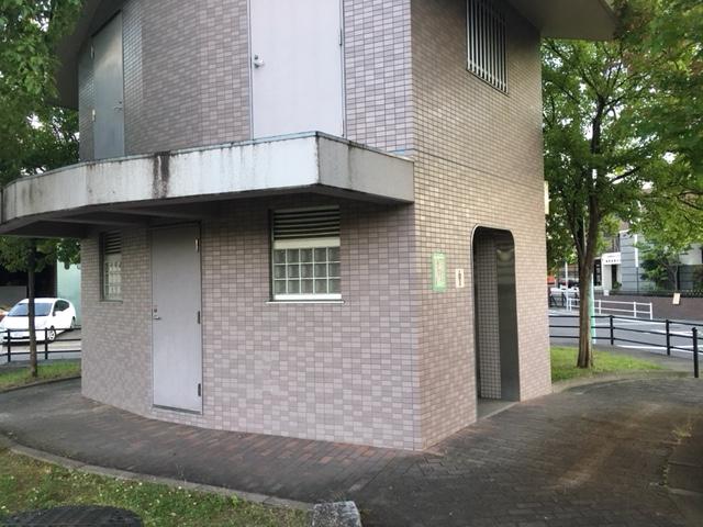 大我痲公園トイレ