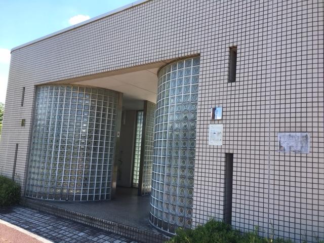 フレッシュパーク(尾張広域緑道)_トイレ