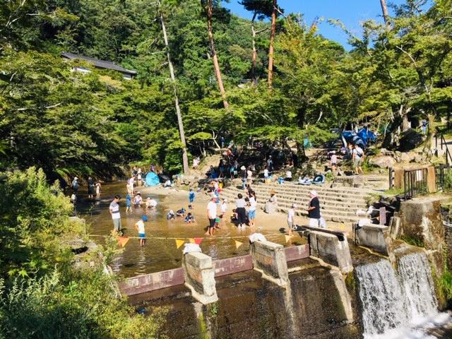 岩屋堂公園(愛知県瀬戸市)の営業期間・営業時間は?