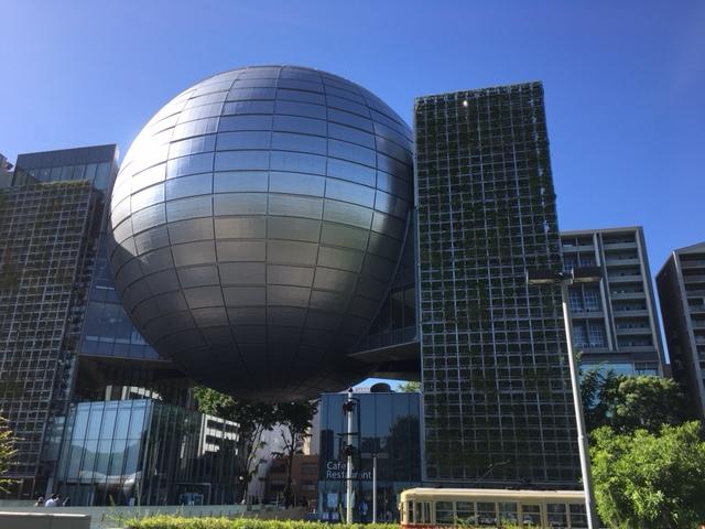 名古屋市科学館・名古屋市美術館