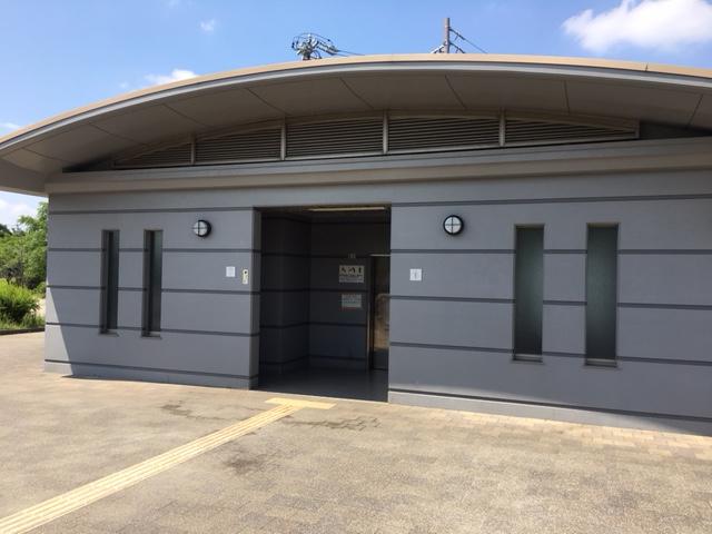 神明公園_トイレ・授乳室・駐車場