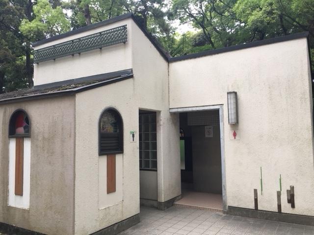 鶴舞公園_トイレ・授乳室・駐車場