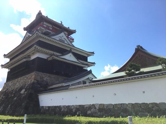歴史探索_清州城