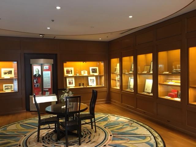 トヨタ産業技術記念館 記念室・図書室・ミュージアム