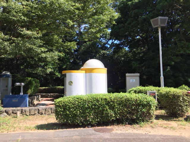 愛知こどもの国_トイレ・授乳室・駐車場