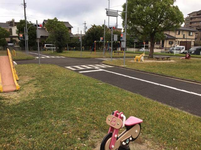 蟹江町交通児童遊園_遊具