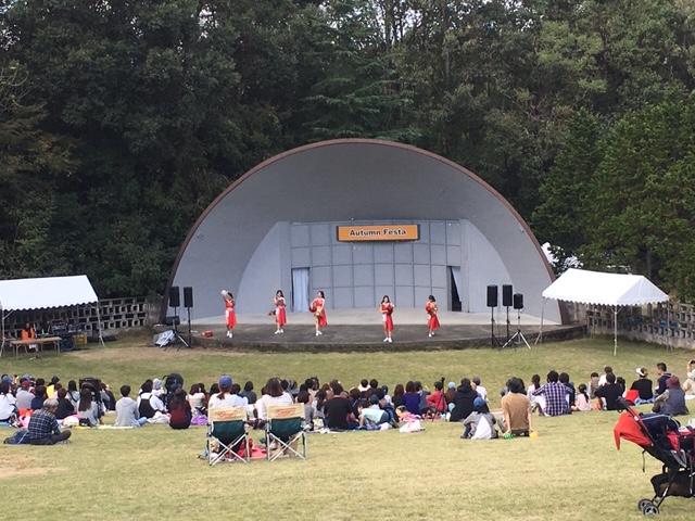 愛知県森林公園_野外演舞場・ボート池
