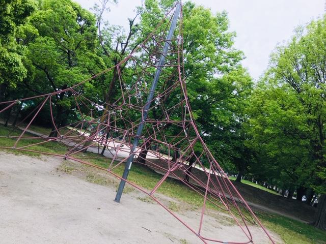 五町公園の遊具の種類・設置状況は?