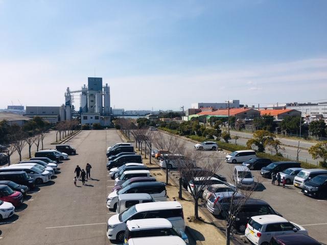 碧南明石公園_トイレ・授乳室・駐車場