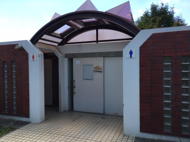 エアフロントオアシス(小針公園)_トイレ・授乳室・駐車場