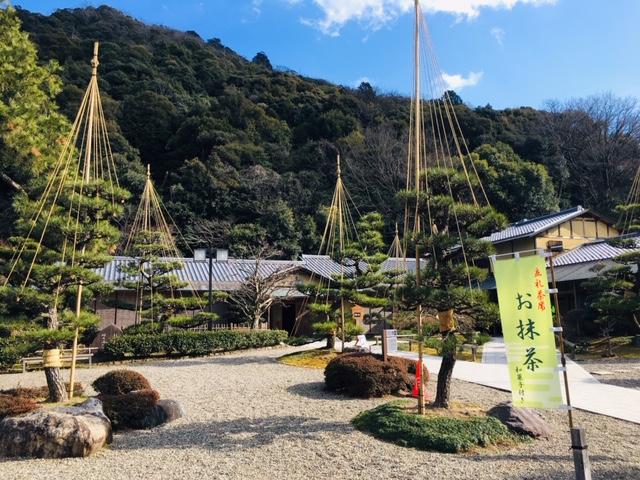 岐阜公園_季節の花・植物