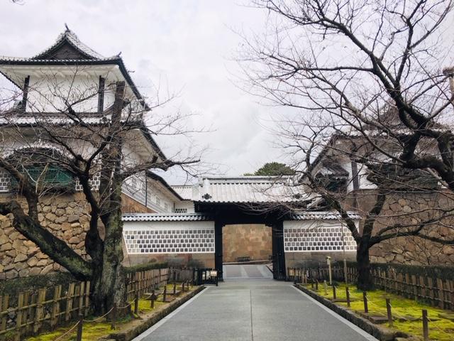 金沢城(金沢城公園)へのアクセス