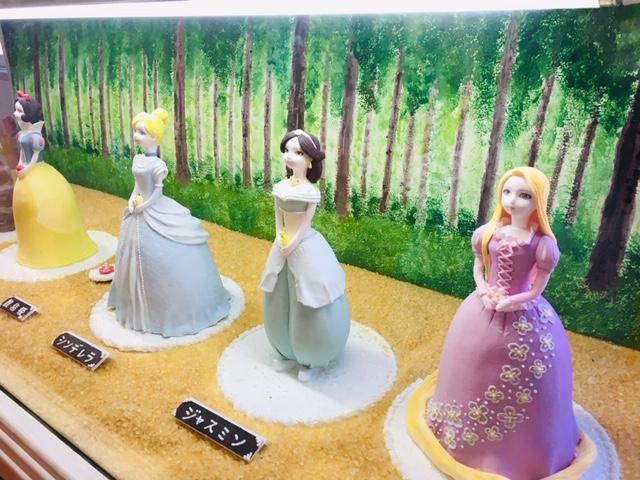 お菓子の城_お菓子ギャラリー