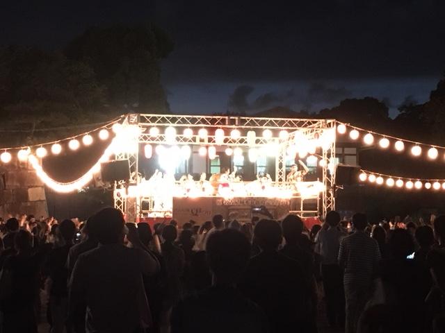 名古屋城夏祭りの盆踊りの盛り上がりはハンパない!