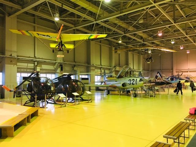 航空プラザ_1階展示室