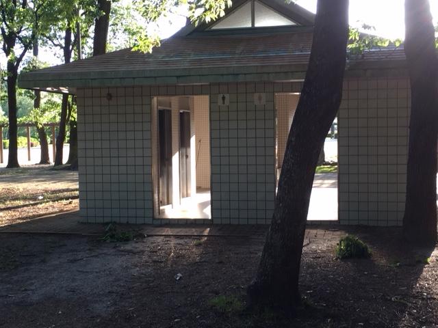 名城公園_トイレ・授乳室・駐車場