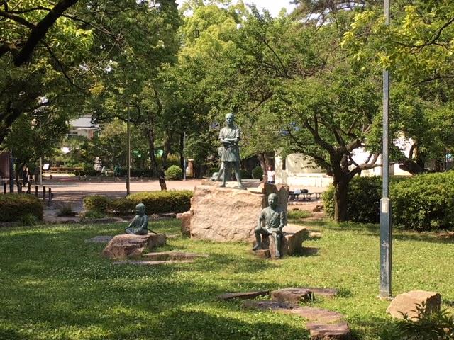 歴史探索_中村公園