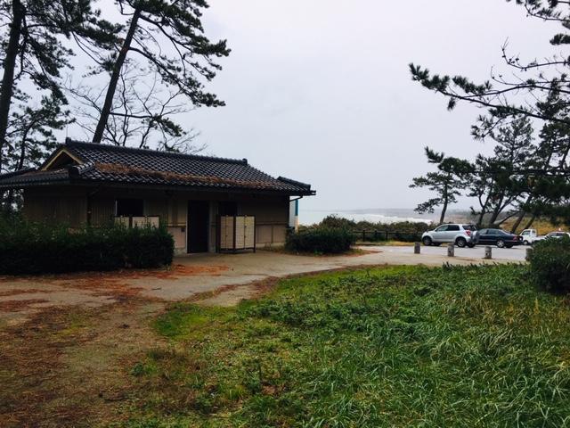 尼御前岬_トイレ・授乳室・駐車場