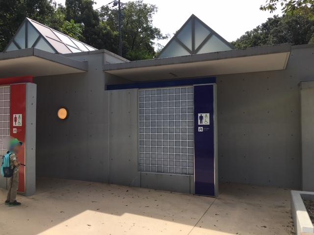 東山動植物園_トイレ・授乳室・駐車場