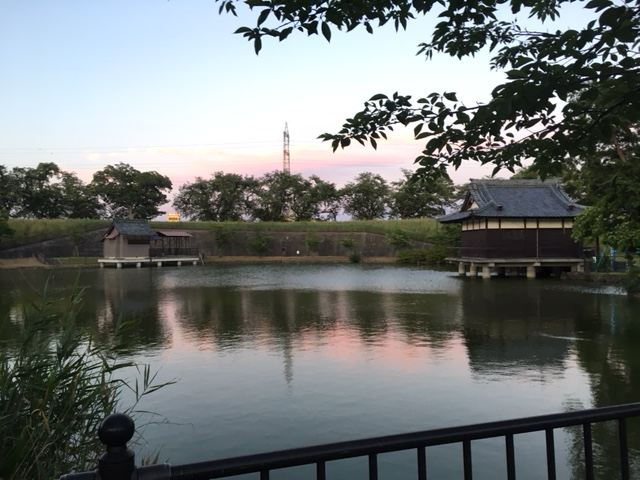 歴史探索_蛇池公園