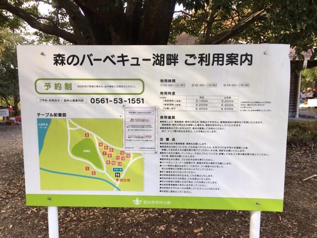 大高緑地_BBQ(バーベキュー)