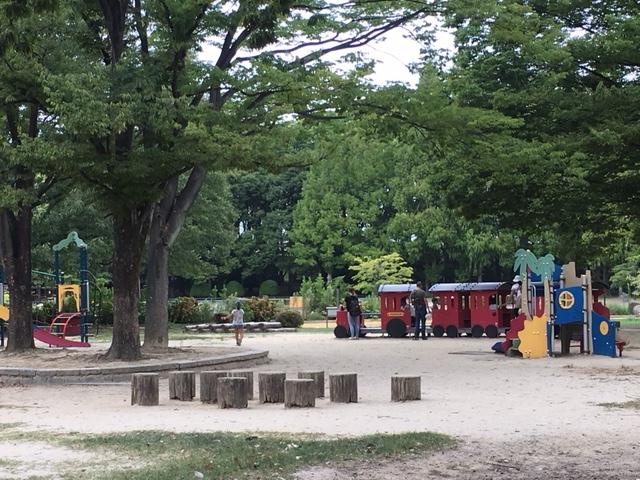 庄内緑地公園_遊具