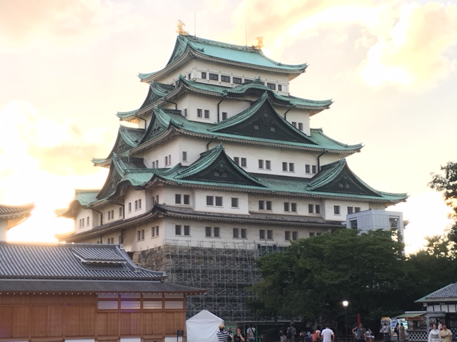 歴史探索_名古屋城・金シャチ横丁