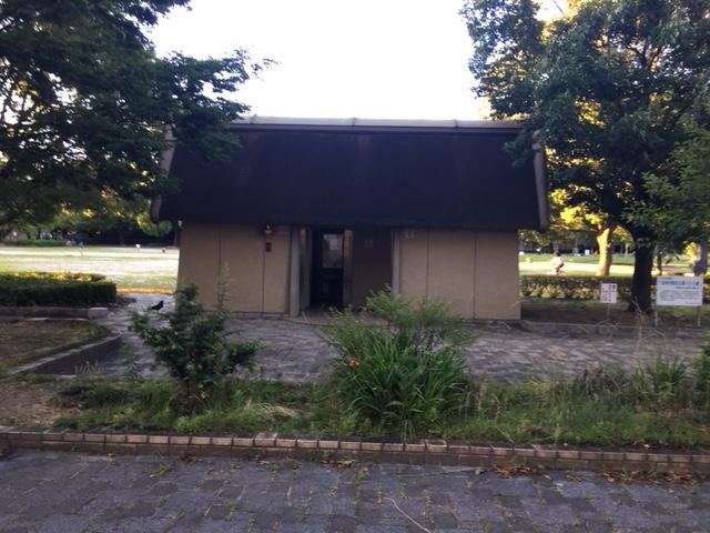 二子山公園_トイレ・授乳室・駐車場