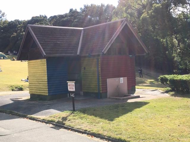 愛知県森林公園_トイレ・授乳室・駐車場