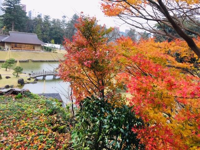 金沢城、兼六園