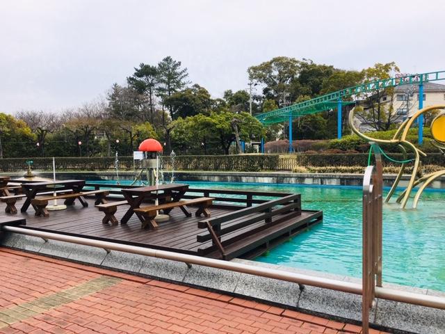 碧南明石公園_プール・水遊び場