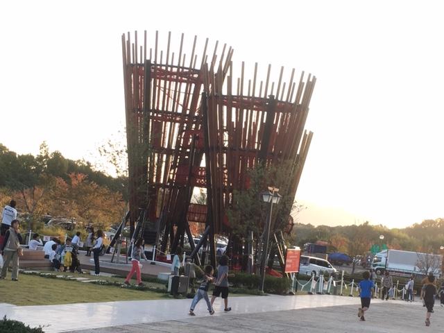 ぎふ清流里山公園_遊具