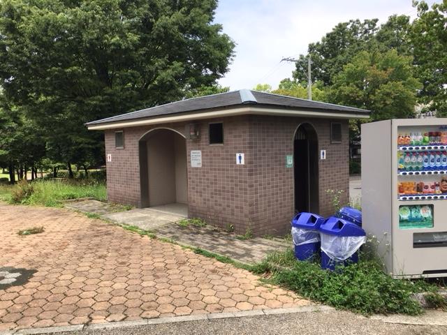 平和公園_トイレ・授乳室・駐車場