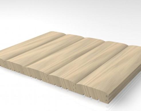 Modèle WoodCare – Profils