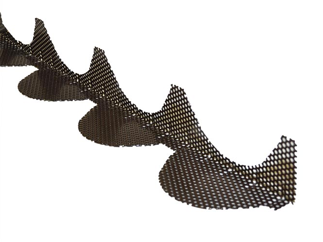 Special accessories – Shaped anti-bird netting