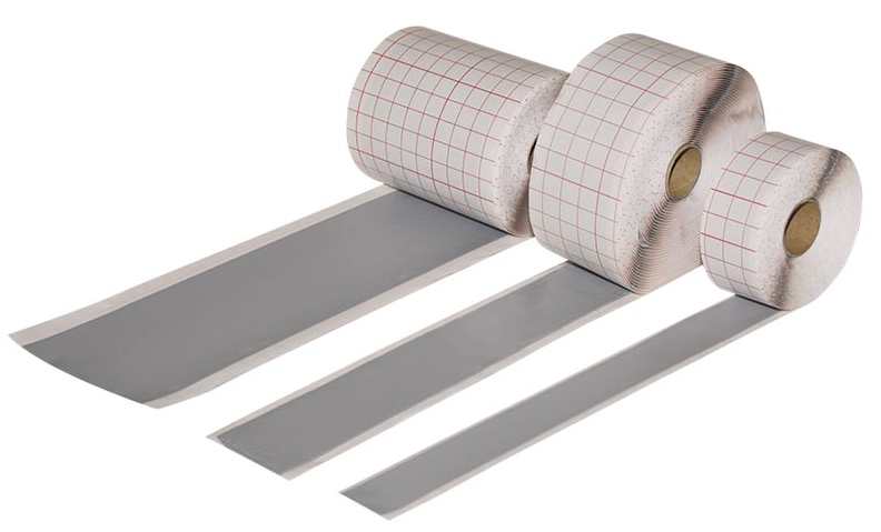 Butyl adhesive tapes